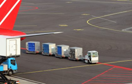 Airside equipment
